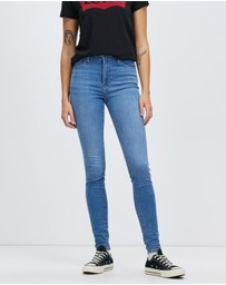 Levi's - Mile High Super Skinny Jeans