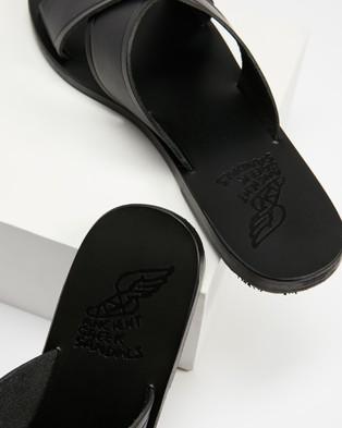 Ancient Greek Sandals Thais - Sandals (Black)