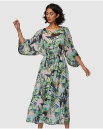 Gorman - Winter Garden Long Dress