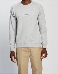 Norse Projects - Ketel Norse Projects Wave Logo Sweat