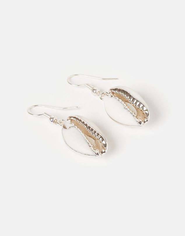 Women Cowrie Shell Earrings