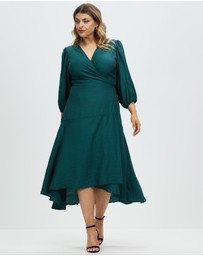 Atmos&Here Curvy - Georgina Dress
