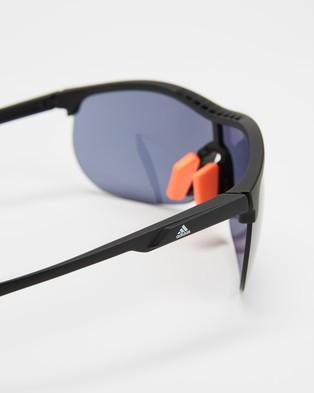 adidas Performance - SP0003 Sunglasses (Black)