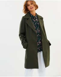 All About Eve - Bermuda Coat