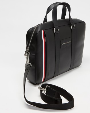 Tommy Hilfiger TH Metropolitan Computer Bag - Bags (Black)