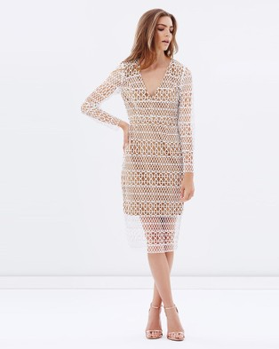 Ministry of Style – Eve Midi Dress