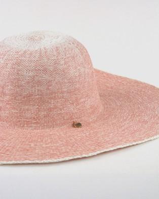 Ford Millinery Mingo Wide Brim - Hats (Pink)