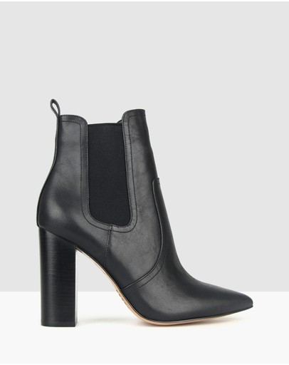 ZU - Vixen Point Toe Chelsea Boots