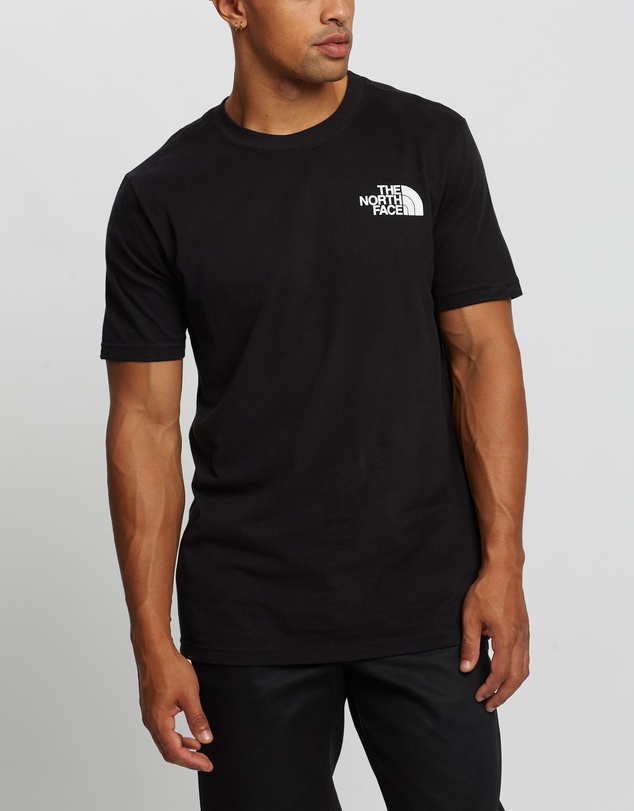 The North Face - Short Sleeve Box NSE Tee