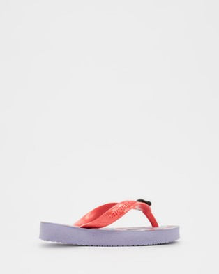 Havaianas - Fantasy   Kids - All thongs (Lavender) Fantasy - Kids