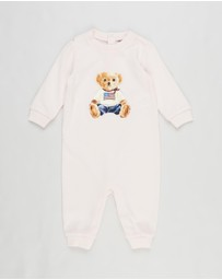 Polo Ralph Lauren - Polo Bear Coverall - Babies