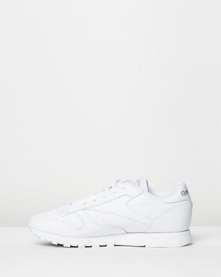 Reebok Classic Leather   Women's - Sneakers (White)