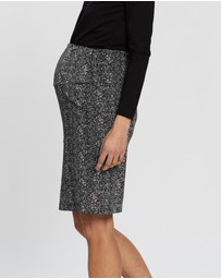 Angel Maternity - Ponti Skirt