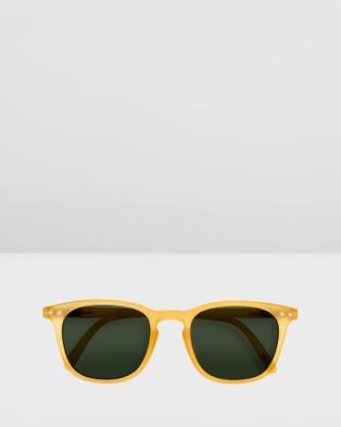 IZIPIZI Sun Junior Collection E - Sunglasses (Yellow)