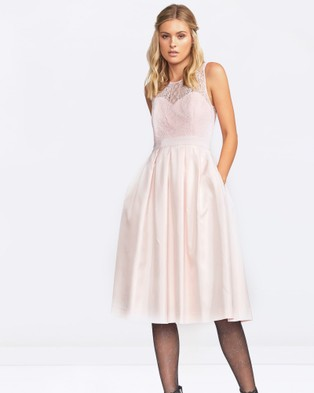 Alannah Hill – Siren Dress – Dresses (Pink)