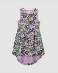 Milky - Tiger Dress - Kids