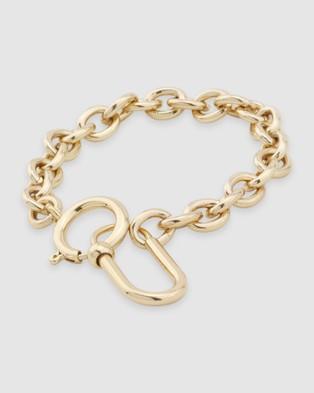 Peter Lang Nova Bracelet - Jewellery (Gold)