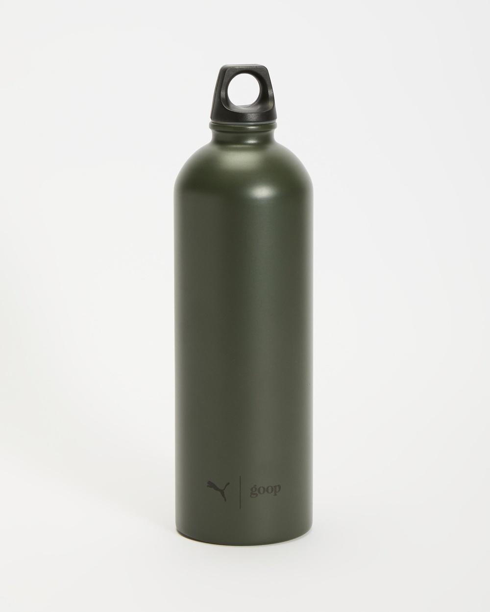 Puma Goop Stainless Steel Bottle Drink Bottles Grape Leaf