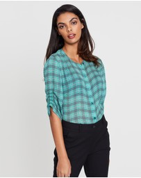 Marcs - Check About Blouse