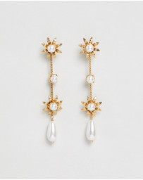 Nikki Witt - Florentine Earrings
