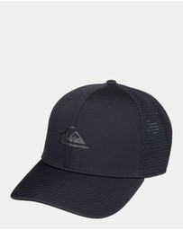 Quiksilver - Mens Tech Stashin Technical Strapback Cap