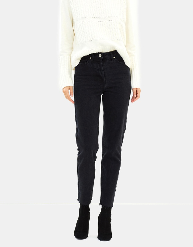 CAMILLA AND MARC - Margot Cropped Straight Leg Jeans