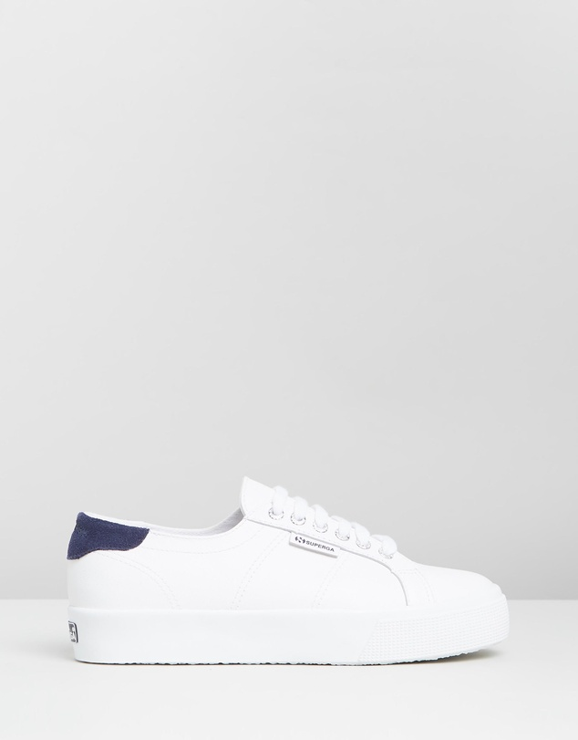 Superga - 2730 Nappa Suede - Women's