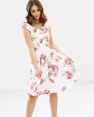 Review – Spring Fling Dress Multi