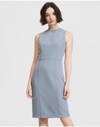 ARIS - Curved Seam Dress