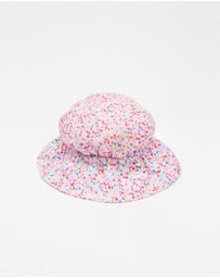 Walnut Melbourne - Poppies Mini Sunny Sunhat - Babies