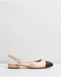 Atmos&Here - Capri Leather Flats