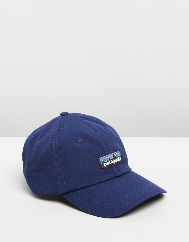 Men P-6 Label Trad Cap