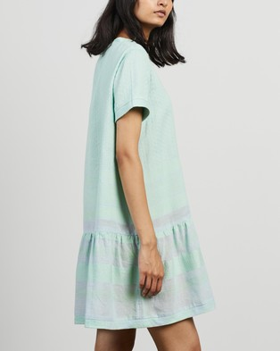 Cecilie Copenhagen - Dress 2 O SS Dresses (Ballad Blue)