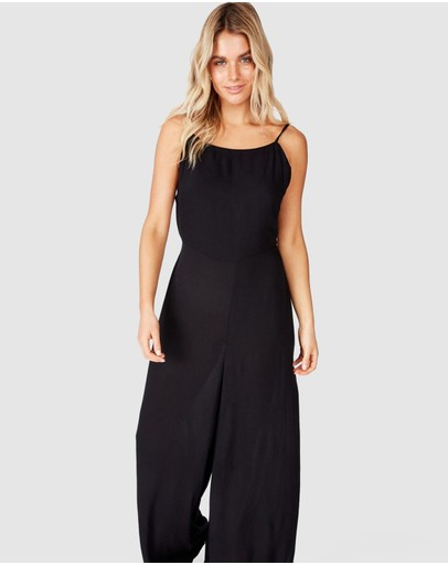 Cotton On - Woven Rosie Tie Back Jumpsuit