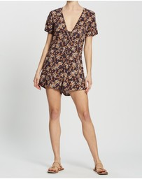 Rusty - Meadows Playsuit