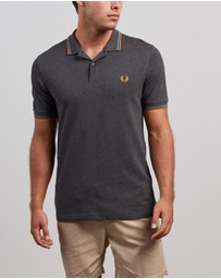 Fred Perry - Twin Tipped Polo Shirt