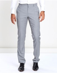 CERRUTI 1881 - Virgin Wool Dress Pants