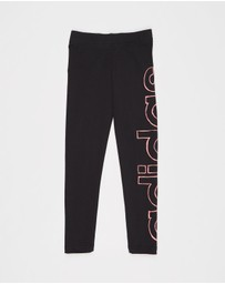 adidas Performance - Logo Tights - Kids-Teens