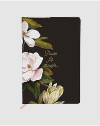 Ted Baker - Printed A5 Opal Notebook