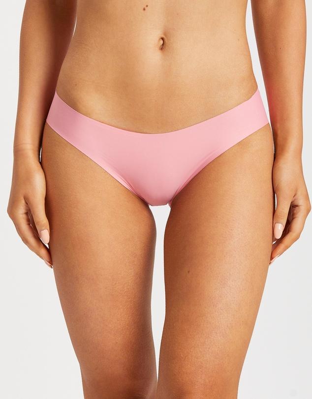 Women Party Pants Seamless Bikini Briefs 3-Pack