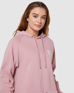 Elwood Ea Hood - Sweats & Hoodies (Blush)