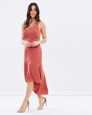Cooper St – Lovine Dress – Bridesmaid Dresses Faded Rose