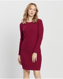 Marcs - Tara Textured Knit Dress