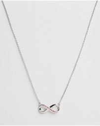 Mestige - Infinitely Yours Necklace with Swarovski® Crystals