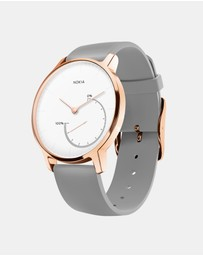 Nokia - Nokia Activité Steel Activity Tracker - Limited Edition Full Rose Gold