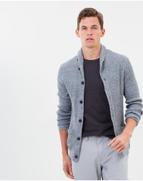 Polo Ralph Lauren - Waffle-Knit Cotton Cardigan