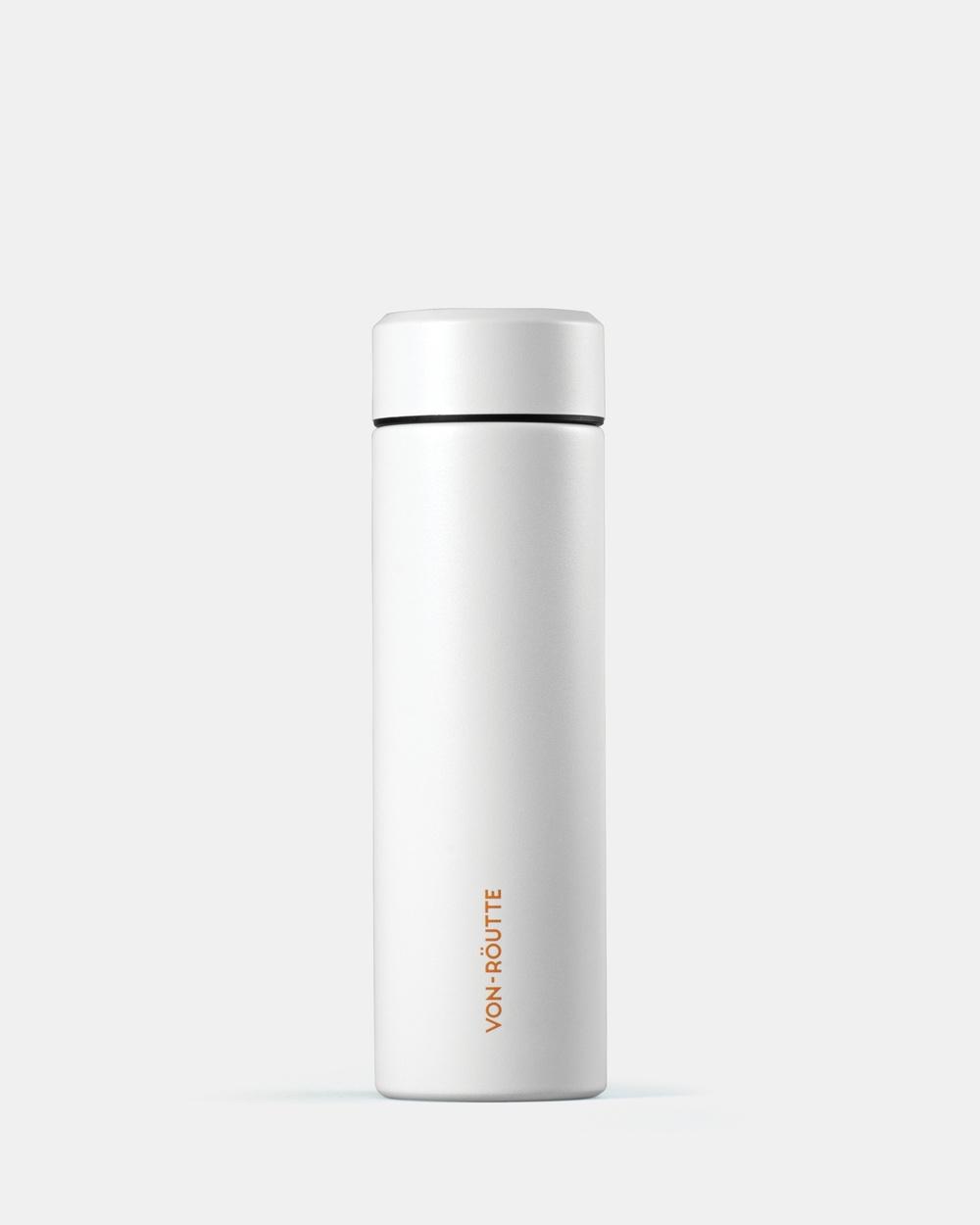 Von-Röutte VR Water Bottle Running White