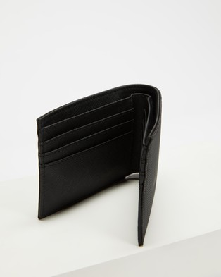 Lacoste Classic Billfold - Wallets (Black)