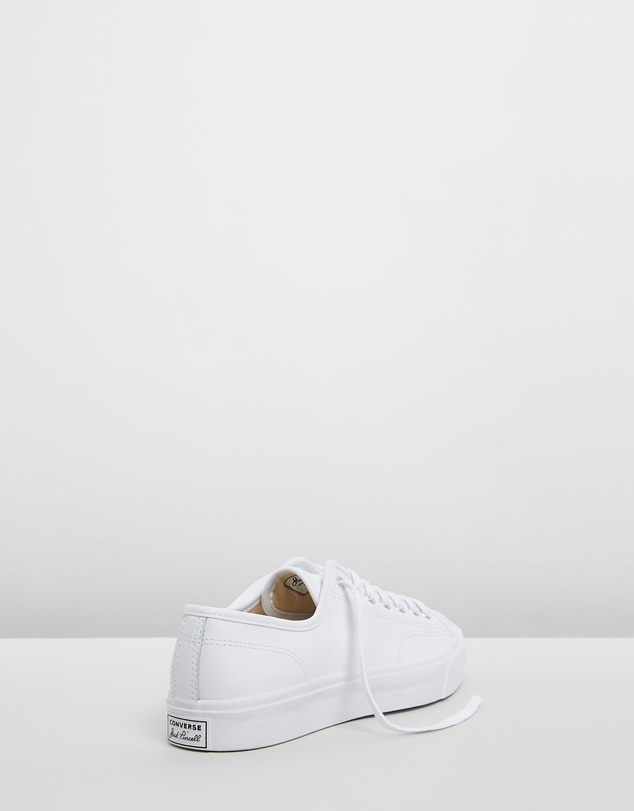 Women Jack Purcell Foundational Leather