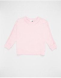 Cotton On Kids - Sally Slouch Crew - Kids-Teens
